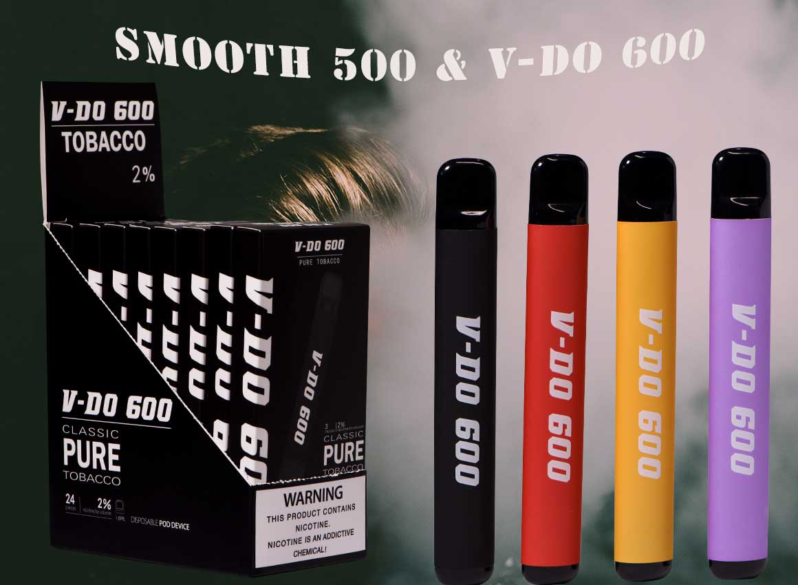 Disposable vape pen features and benefits