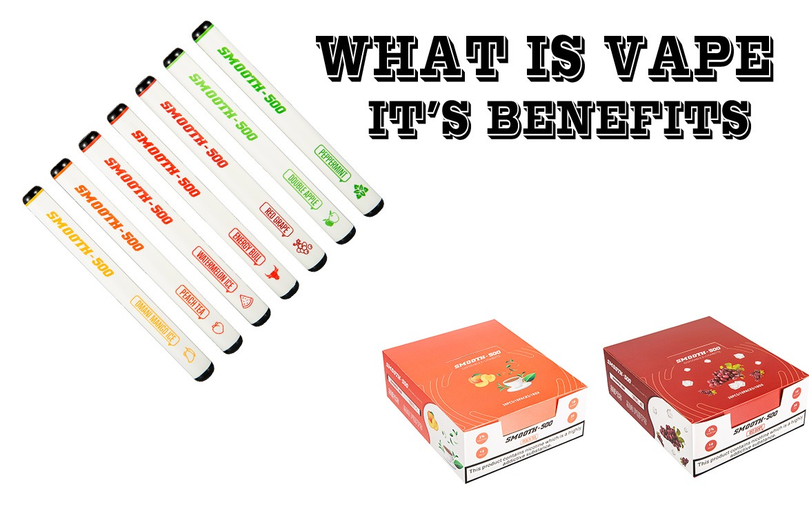 What is Vaping? and Vaping Benefits