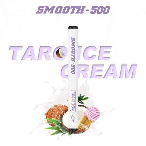 SMOOTH 500 TARO ICE CREAM