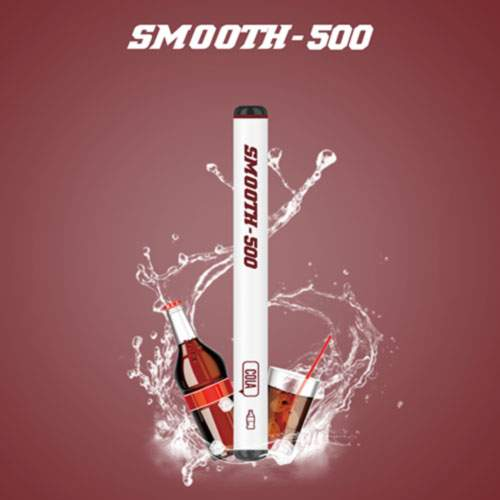 SMOOTH500 Cola Lush ice Disposable Vape (3 Pcs Pack)