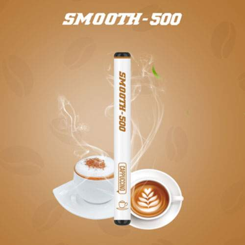 SMOOTH500 Cappuccino Disposable Vape (3 Pcs Pack)