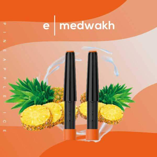 E-Medwakh Pineapple ice (2 Pieces Pod)
