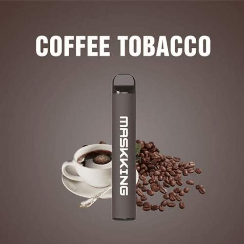 MASKKING HIGH GT KIT DISPOSABLE POD SYSTEM (1 POD) - Coffee Tobacco