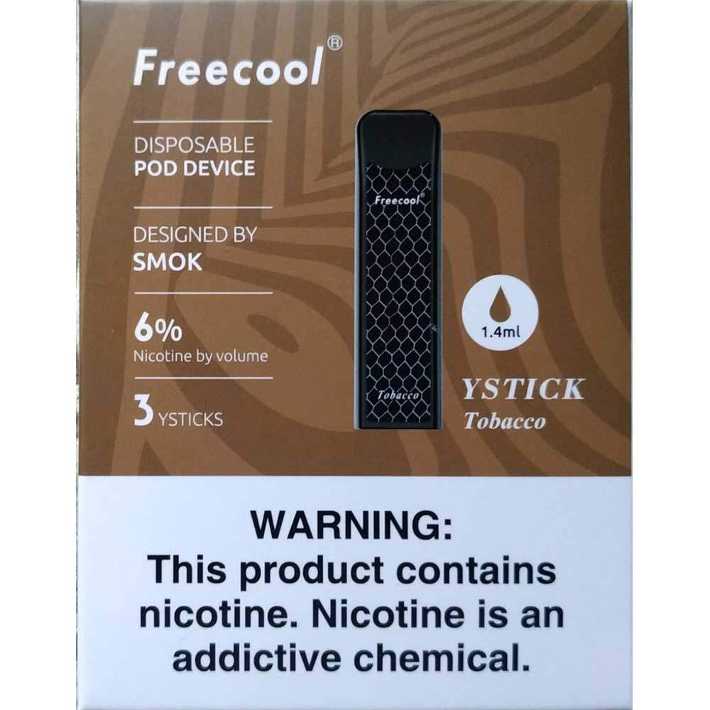 FREECOOL Disposable Pod - Tobacco